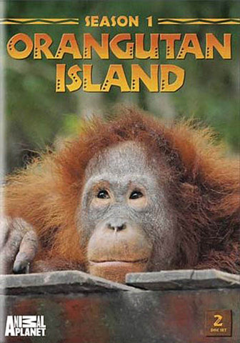 Orangutan Island - Season 1 DVD Movie