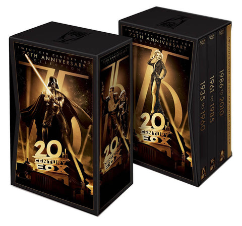 Twentieth Century Fox 75th Anniversary Collection (Bilingual)(Boxset) DVD Movie