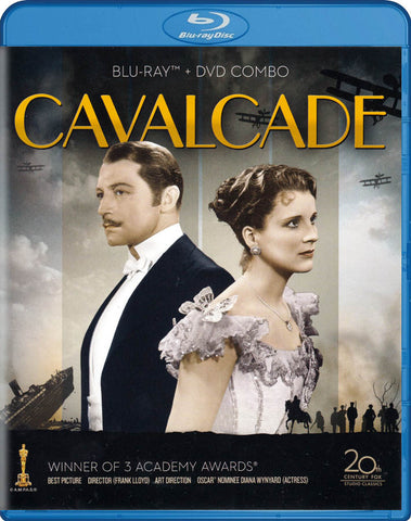 Cavalcade 80th Anniversary Edition (Blu-Ray + DVD) (Blu-ray) BLU-RAY Movie