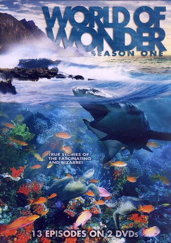 World of Wonder - Season 1 DVD Movie