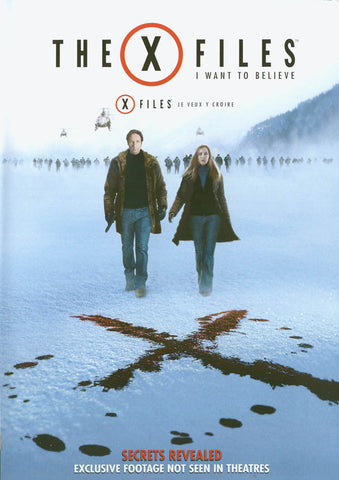 The X-Files: I Want to Believe (Single-Disc Edition) (Bilingual) DVD Movie