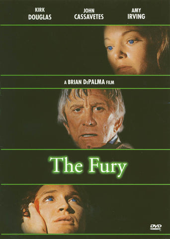 The Fury DVD Movie