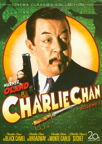 Charlie Chan Collection - Vol. 3 (Boxset) DVD Movie