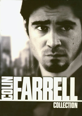Colin Farrell Collection (Boxset) DVD Movie