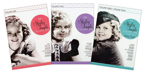 The Shirley Temple Collection - Ultimate Set (Volume 1, 2, 3) (Boxset) DVD Movie