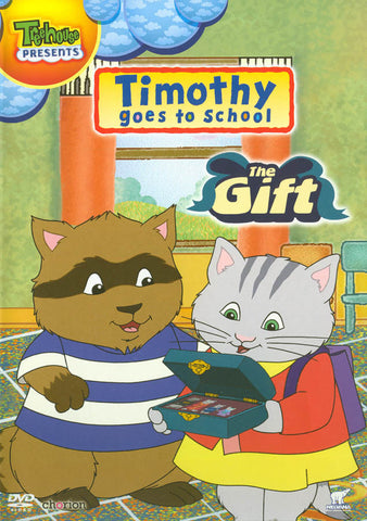 Timothy Goes To School - The Gift (Treehouse) DVD Movie