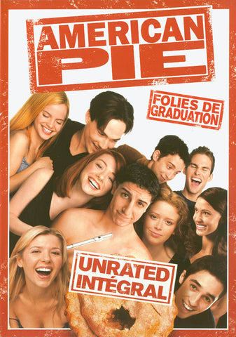 American Pie (Unrated)(Bilingual) DVD Movie