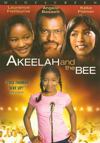 Akeelah and the Bee (Widescreen) (LG) DVD Movie