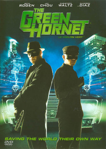 The Green Hornet (Bilingual) DVD Movie