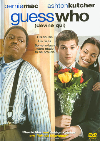 Guess Who (Bilingual) DVD Movie