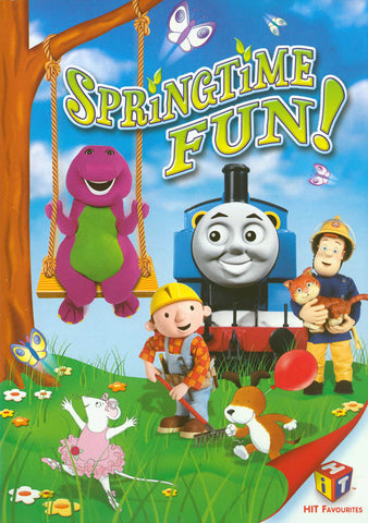 Springtime Fun! (HIT Favorites) DVD Movie