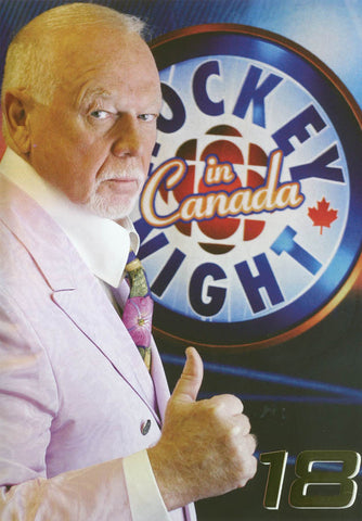 Don Cherry 18 (CBC's Hockey Night in Canada Presents) DVD Movie