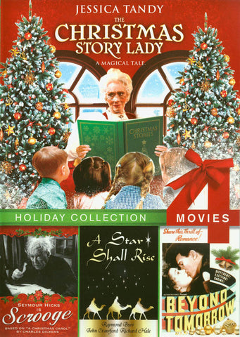 4 Movies Holiday Collection DVD Movie
