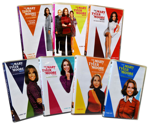 Mary Tyler Moore - The Complete Series - Seasons 1-7 (7 Pack) (Boxset) DVD Movie