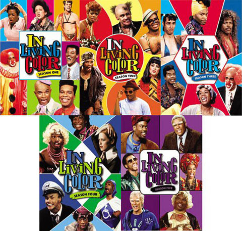 In Living Color - The Complete Series - Seasons 1-5 (5 Pack) (Boxset) DVD Movie