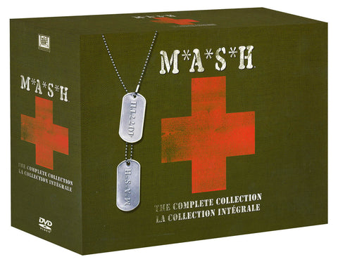 M*A*S*H - The Complete Collection - Seasons 1-11 (Bilingual)(Boxset) DVD Movie