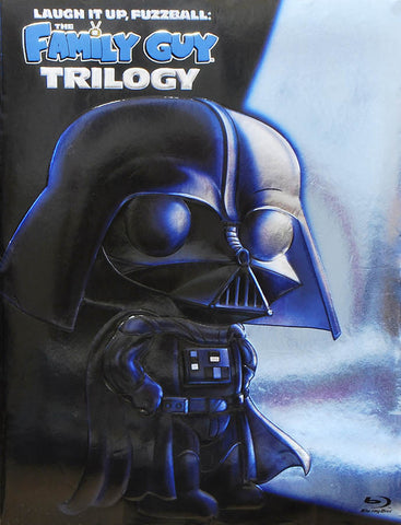 The Family Guy Star Wars Trilogy (Boxset)(Blu-ray) BLU-RAY Movie