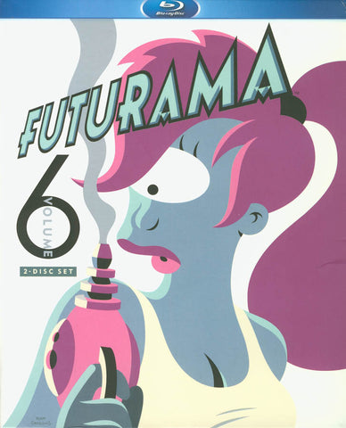 Futurama: Volume 6 (Blu-ray) BLU-RAY Movie