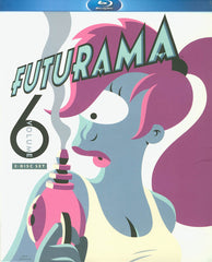 Futurama: Volume 6 (Blu-ray)