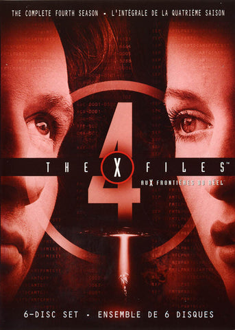 X-Files Season 4 (Bilingual) DVD Movie