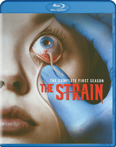 The Strain: Season 1 (Blu-ray) BLU-RAY Movie