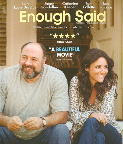 Enough Said (Bilingual)(Blu-ray) BLU-RAY Movie