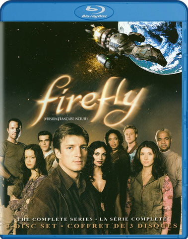 Firefly The Complete Series (Bilingual) (Blu-ray) BLU-RAY Movie