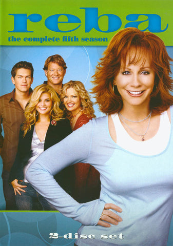 Reba Season 5 DVD Movie