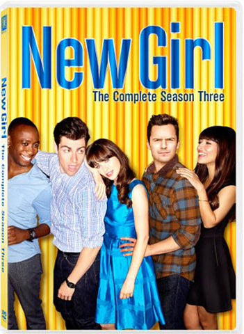 New Girl: Season 3 DVD Movie