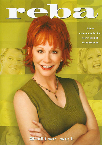 Reba: Season 2 DVD Movie