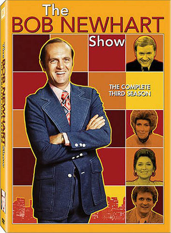 The Bob Newhart Show - The Complete Third Season (Boxset) DVD Movie