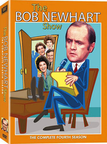 The Bob Newhart Show: Season 4 (Boxset) DVD Movie