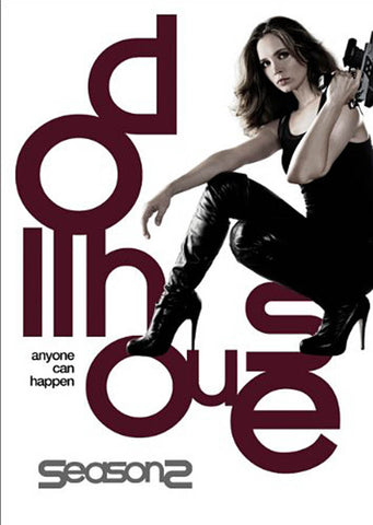 Dollhouse: Season 2 DVD Movie