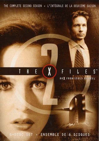 X-Files: Season 2 (Bilingual) DVD Movie