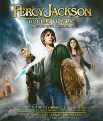 Percy Jackson & Olympians: Double Feature (Bilingual)(Blu-ray)
