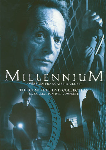 Millenium: The Complete Series (Season 1, 2, 3)(Bilingual)(Boxset) DVD Movie