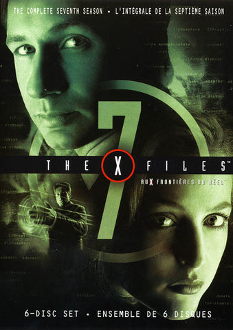 The X-Files: Season 7 (Bilingual) DVD Movie