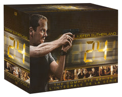 24: The Complete Series Collection (Bilingual)(Boxset)