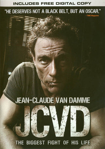 Jcvd (Jean-Claude Van Damme)(Includes Digital Copy) DVD Movie