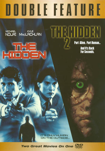 The Hidden / The Hidden 2 (Double Feature) (New Line) DVD Movie
