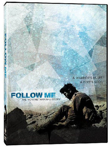 Follow Me - The Yoni Netanyahu Story DVD Movie