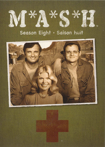 M*A*S*H Season 8 (Bilingual) DVD Movie