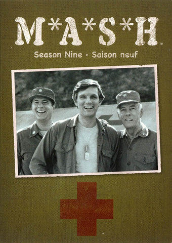 M*A*S*H Season 9 (Bilingual) DVD Movie