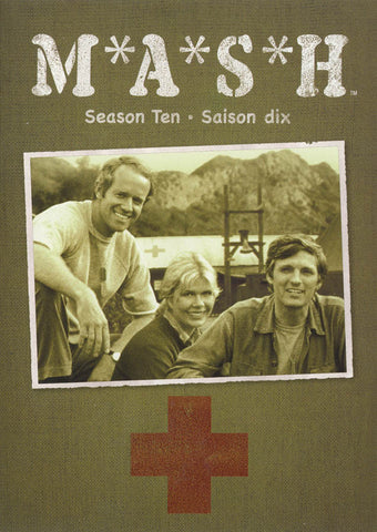 M*A*S*H Season 10 (Bilingual) DVD Movie
