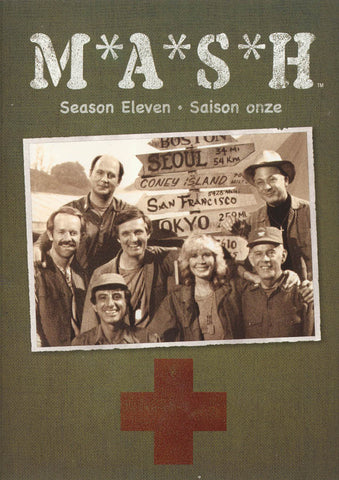 M*A*S*H Season 11 (Bilingual) DVD Movie