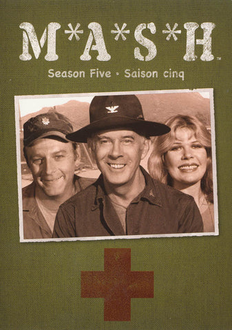M*A*S*H Season 5 (Bilingual) DVD Movie