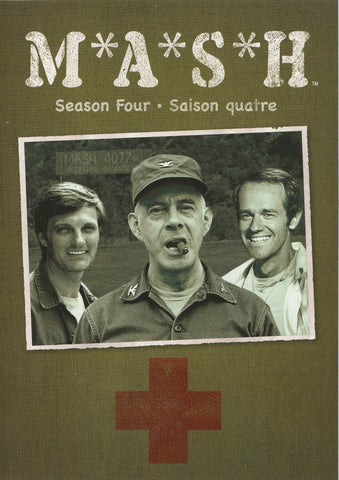 M*A*S*H Season 4 (Bilingual) DVD Movie