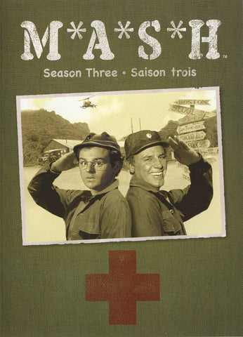 M*A*S*H Season 3 (Bilingual) DVD Movie