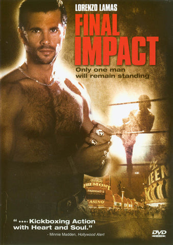 Final Impact DVD Movie