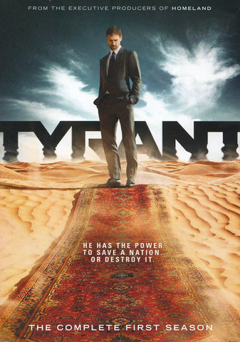Tyrant - The Complete First Season DVD Movie